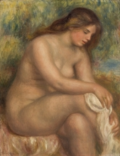 Renoir, Bagnante che si asciuga la gamba destra.jpg