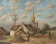 Renoir, Calvario e chiesa di Nizon (Presso Pont Aven).png