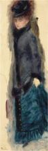 Renoir, Donna che solleva la sua gonna, la parigina.png