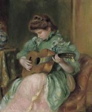 Renoir, Donna con la chitarra.jpg