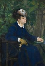 Renoir, Donna in un giardino (Donna col gabbiano).jpg
