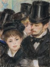 Renoir, Giovani per strada | Jeunes dans la rue | Young people on the street