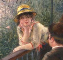 Renoir, Il pranzo dei canottieri [dettaglio 2].png