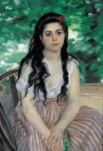 Pierre-Auguste Renoir, In estate | À l'été | Im Sommer