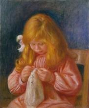 Renoir, Jean Renoir che cuce [1].jpg