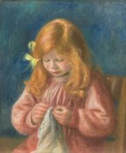 Renoir, Jean Renoir che cuce [2].jpg