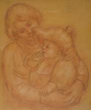 Renoir, Jean Renoir in braccio a Gabrielle.jpg