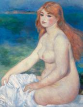 Renoir, La bagnante bionda.png