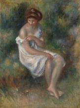 Renoir, La bagnante.png