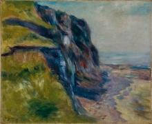 Renoir, La costa nei pressi di Dieppe.jpg
