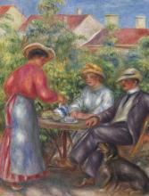 Renoir, La tazza di te.png