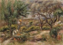 Renoir, Les Collettes