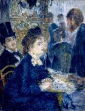 Renoir, Nel caffè | Au café | In the café