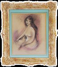 Pierre-Auguste Renoir, Nudo femminile