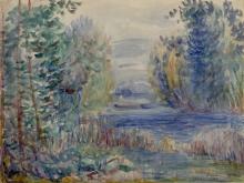 Renoir, Paesaggio fluviale.png