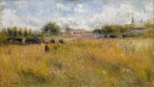 Renoir, Paesaggio sulla riva della Senna a Rueil.jpg