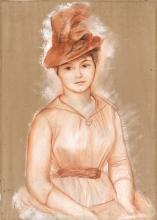 Renoir, Ragazza col cappello (Ritratto di sconosciuta).jpg