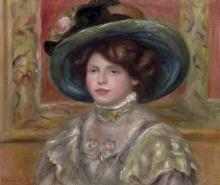 Renoir, Ragazza con cappello floreale [1900].jpg