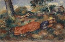 Renoir, Ragazza sdraiata sull'erba.jpg