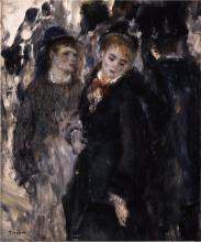 Renoir, Ragazze | Filles | Young girls | Unge piger