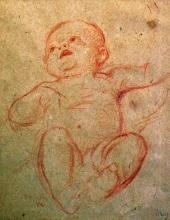 Pierre-Auguste Renoir, Ritratto di suo figlio Pierre | Portrait de son fils Pierre