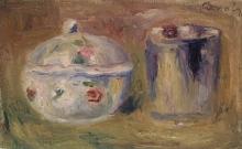 Renoir, Zuccheriera e timballo.jpg