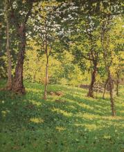 Enrico Reycend, Sinfonia di luci e ombre [dettaglio]