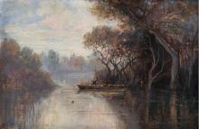 Rossano, Barca sul fiume.png