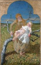 Giovanni Segantini, Il frutto dell'amore [1889]