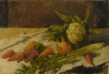 Giovanni Segantini, Natura morta [1884]