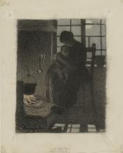 Giovanni Segantini, Orfani | Árvák | Orphans [1892-1893]