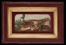 Giovanni Segantini, Prosciutto | Schinken