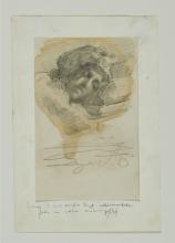 Giovanni Segantini, Ritratto di Bice Segantini addormentata