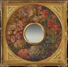 Giovanni Segantini, Rotondo di fiori