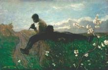 Giovanni Segantini, Un idillio | An idyll