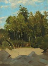 Sernesi, Radura nel bosco [1865 circa].jpg