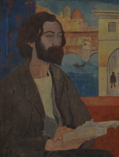 Serusier, Ritratto di Emile Bernard.jpg