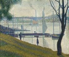 Seurat, Il ponte di Courbevoie.png