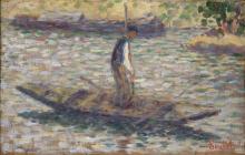 Seurat, Un pescatore.png