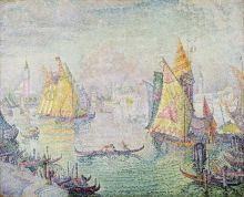 Signac, La laguna di San Marco, Venezia.jpg