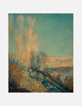 Sisley, Estate di San Martino - Dintorni di Moret.png