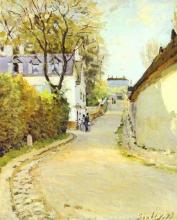 Sisley, Strada a Ville d'Avray [1873].jpg