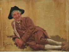 Raffaello Sorbi, Figura maschile