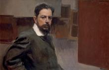 Joaquín Sorolla, Autoritratto | Autorretrato | Self portrait