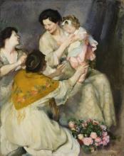 Armando Spadini, Maternità | Maternity