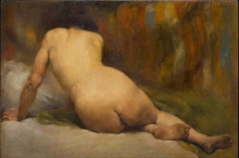 Armando Spadini, Nudo di Pasqualina Cervone