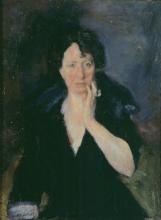 Armando Spadini, Ritratto della signora Teresa Mauri Nunes