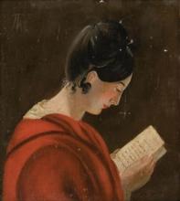 Tedesco, Donna che legge.jpg