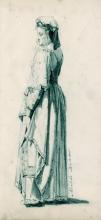 Tedesco, Figura di donna di spalle.jpg