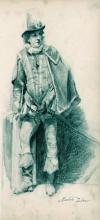 Tedesco, Figura di uomo in costume seicentesco.jpg